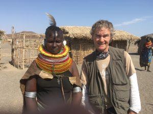 Bei den Turkana, die gegen den Nachbarstamm Pokot jahrelang Krieg führten